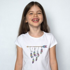 american-sprit-arrows-feathers-kids-tee2